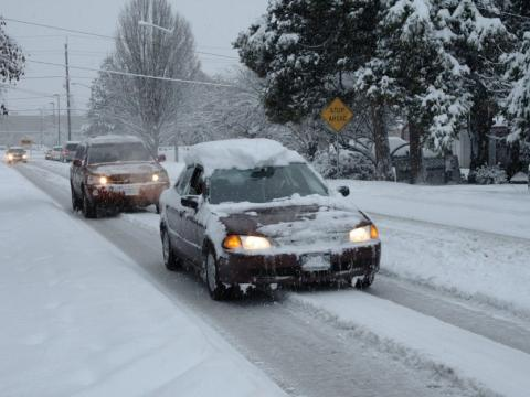 Three tips for winter driving preparedness