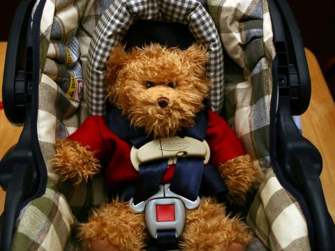 OpenRoad's child car seat FAQ