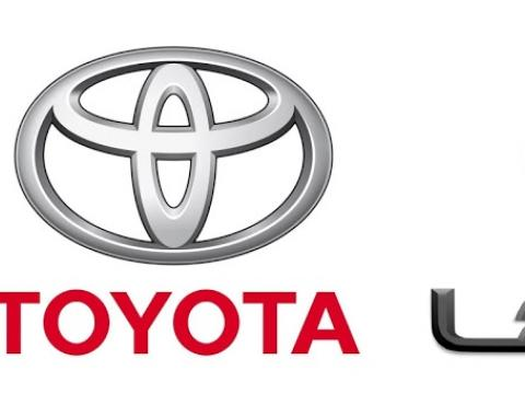 Toyota Motor Corporation brands
