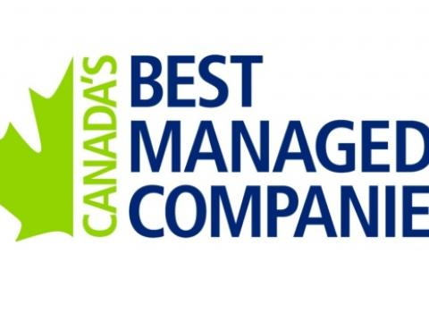 Canada's Best Managed Companies logo