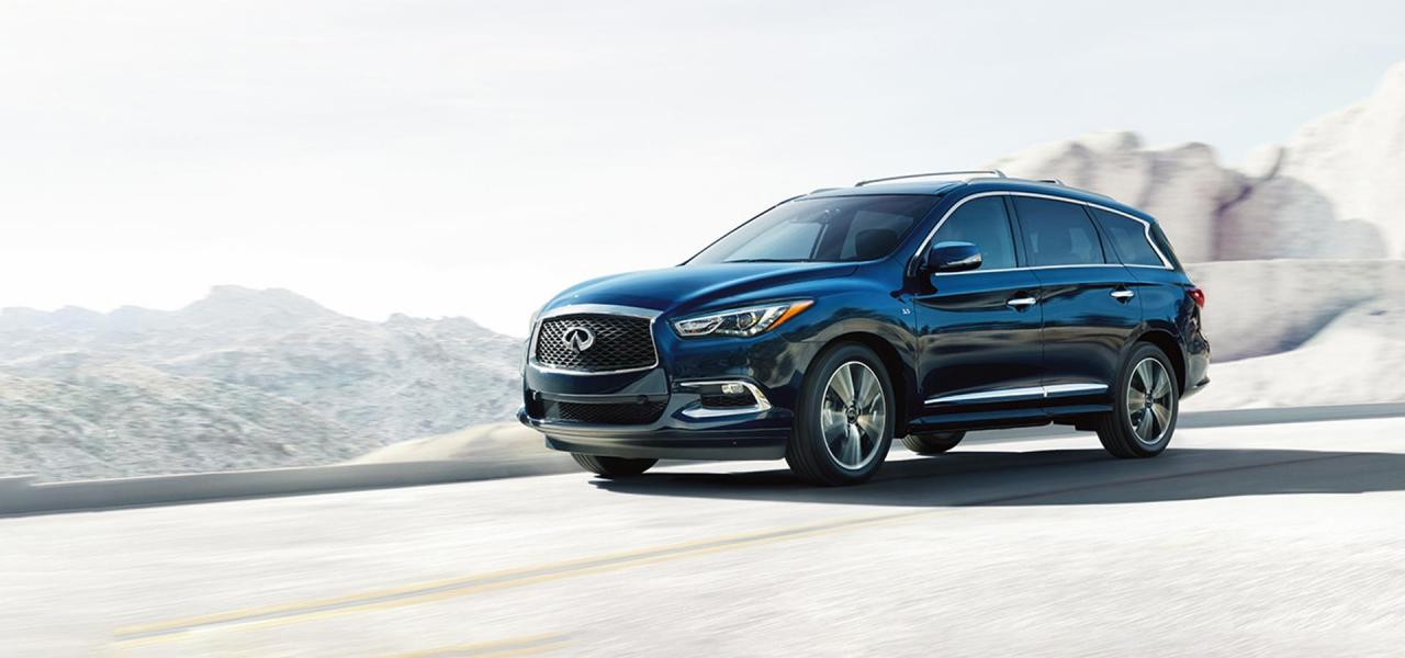 Infiniti QX60 lease offer at OpenRoad Infiniti Langley