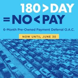 180 No Pay Plan - INFL