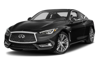 2018 INFINITI Q60 Coupe 3.0t Red Sport 400