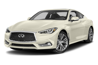 2018 INFINITI Q60 Coupe AWD 3.0t Red Sport 400