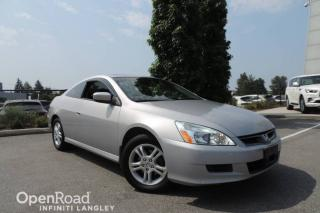2007 Honda Accord Cpe SE