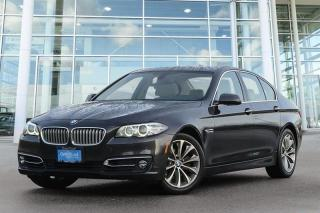 2014 BMW 5 Series 528i xDrive
